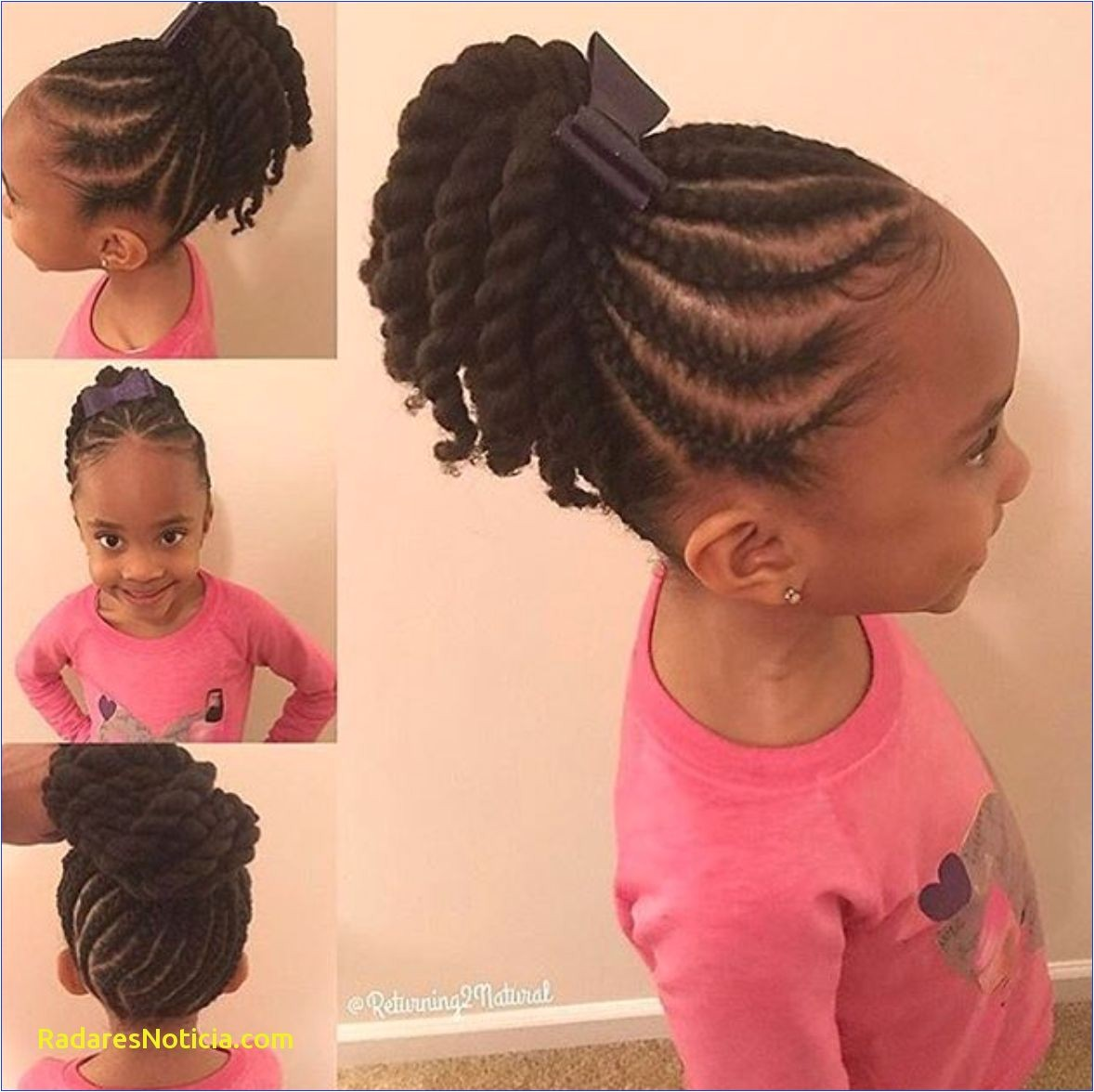 12 year olds So adorable via returning2natural hairstyle gallery adorable via returning2natural 5