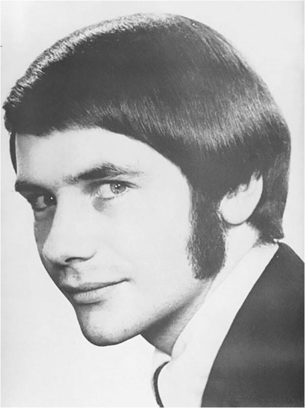 70s vintage men hairstyles