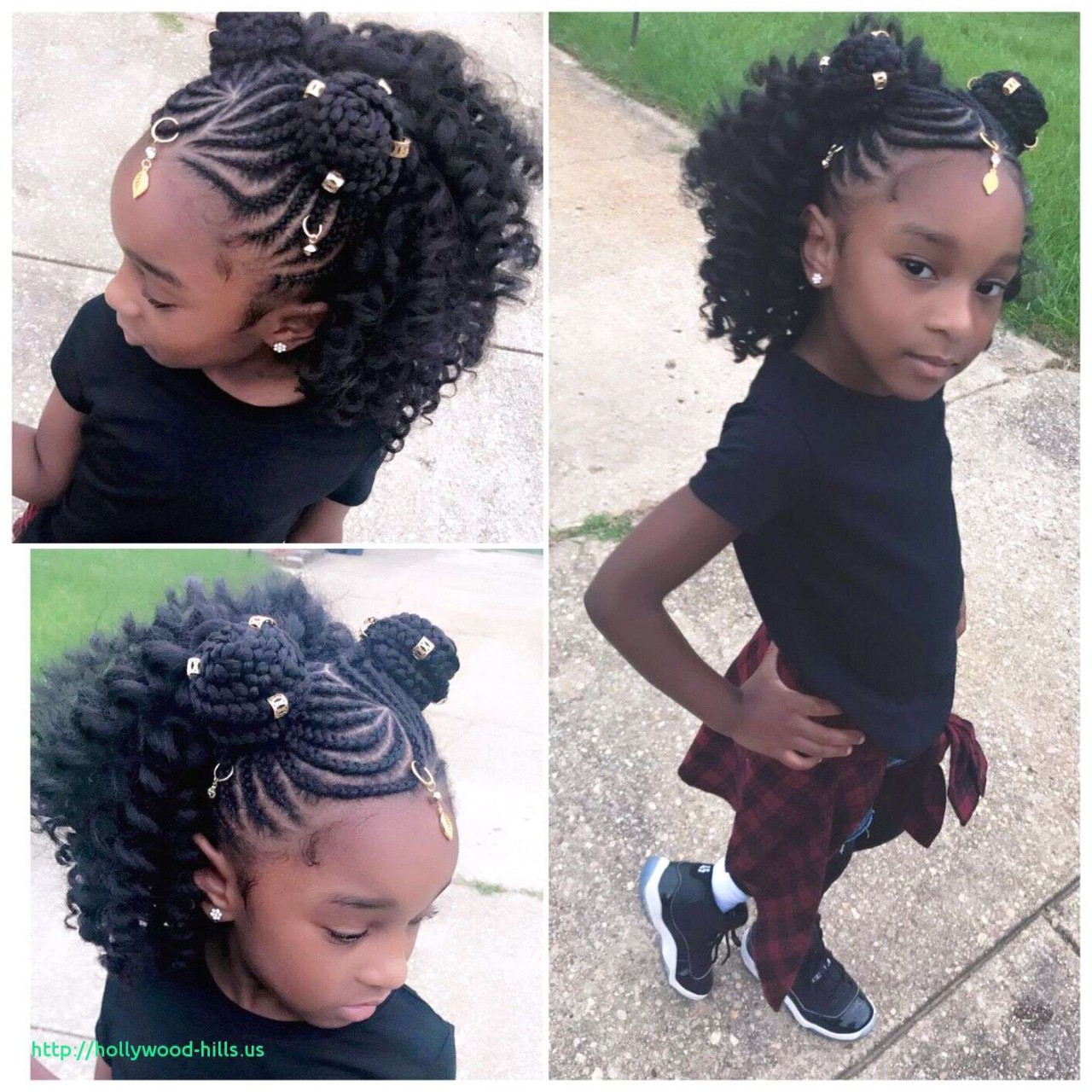 77 Black Baby Hairstyles for Short Hair Luxury Hairstyles Black Babies Short Hair Fresh 2 Year