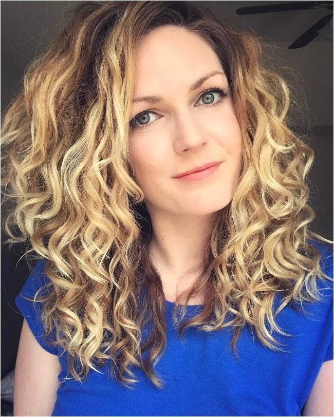 type 2c curly hairstyles