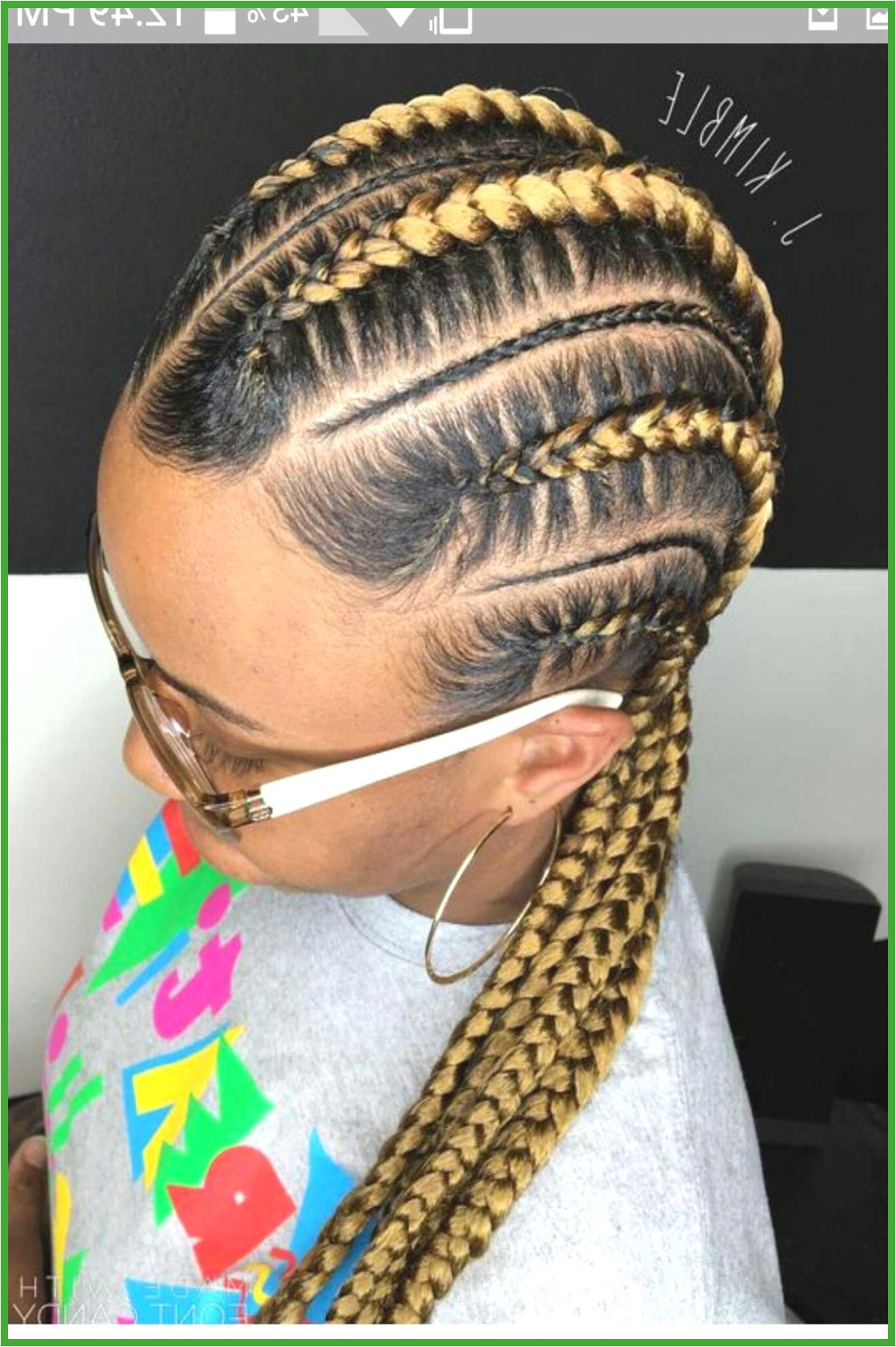 Braid Hairstyles New Big Braids Hairstyles Fresh Micro Hairstyles 0d Regrowhairproducts