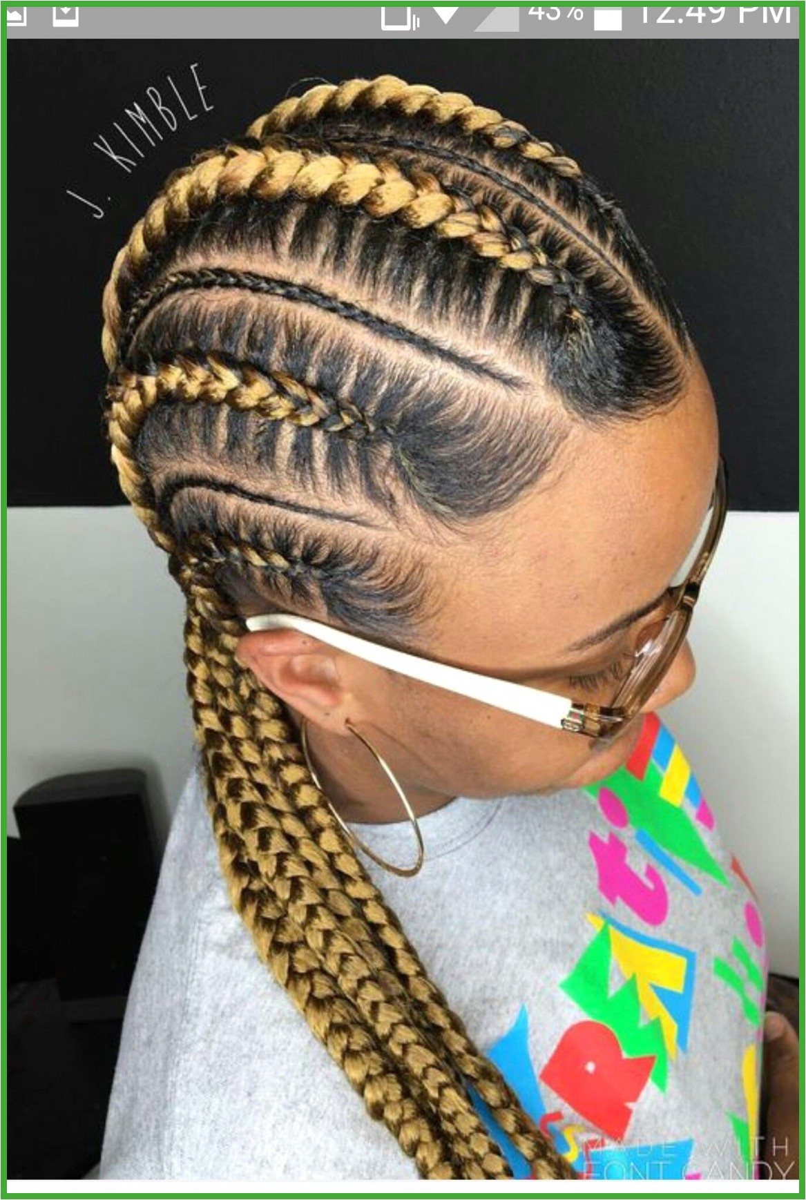 Braid Hairstyles Lovely Braid Hairstyles New Big Braids Hairstyles Fresh Micro Hairstyles 0d