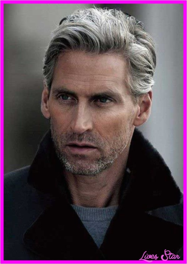 hairstyles for 40 year old men