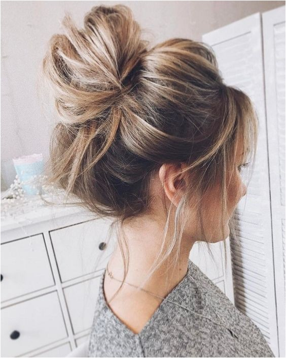 47 messy updo hairstyles can wear anytime anywhere