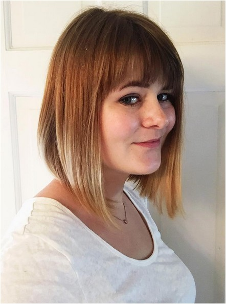 cute inverted bob hairstyles