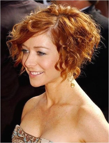 A Line Curly Hairstyles A Line Short Curly Haircuts 2015 2016 for Women