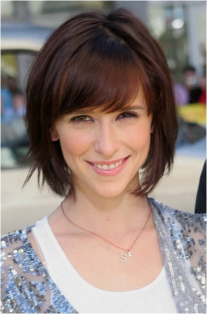 jennifer love hewitt bob hairstyle for diamond shaped face