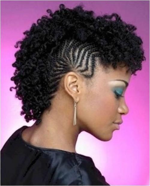 10 best mohawk braided hairstyles for black women