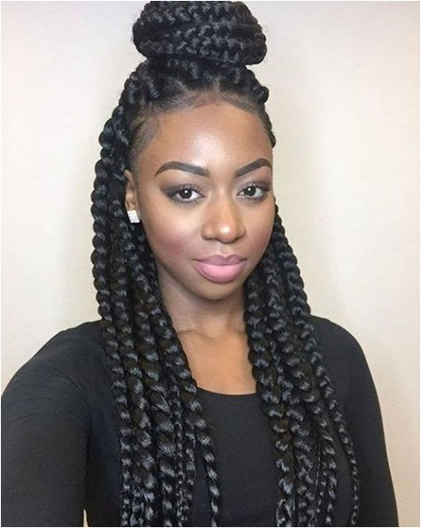 pretty african american braided hairstyles