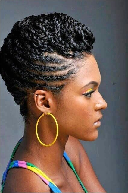 African American Natural Braid Hairstyles 14 Flattering Hairstyles for African American Women