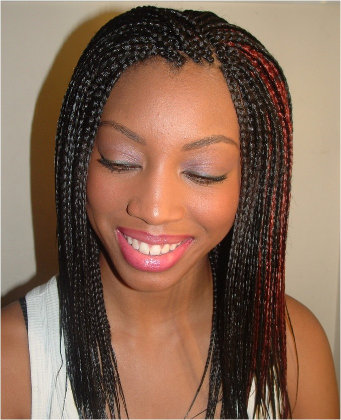 curly twisted partial braided hairstyles black women