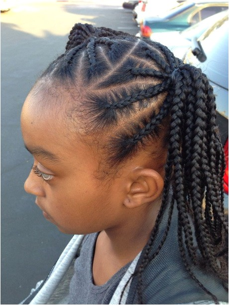 African Braiding Hairstyles for Kids African Braids Hairstyles for Kids