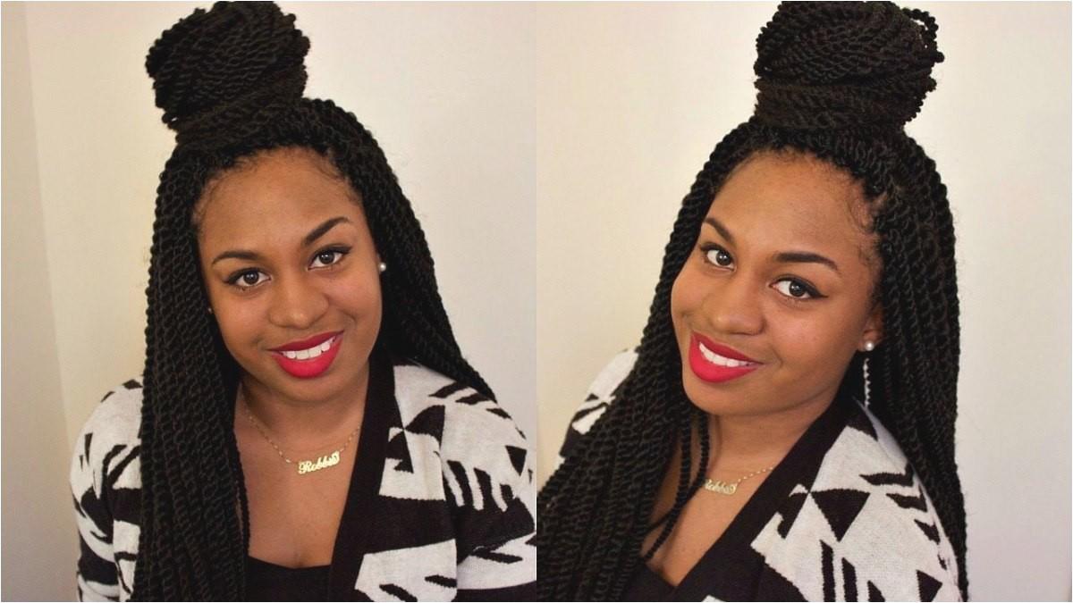 15 twists hairstyles simple crochet senegalese twist 3
