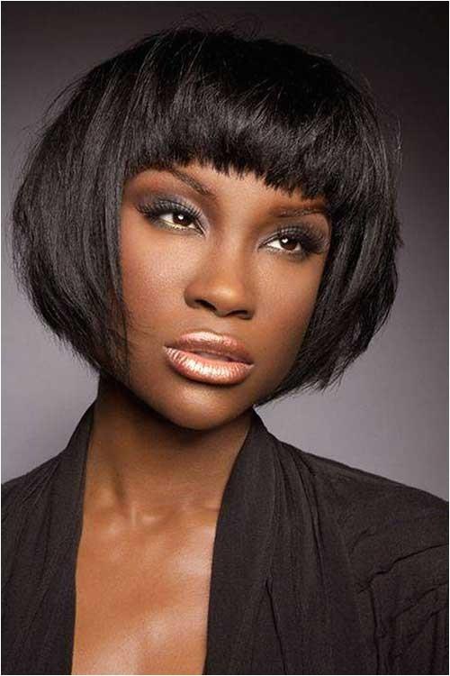 Afro Bob Haircut 15 Short Bob Haircuts for Black Women