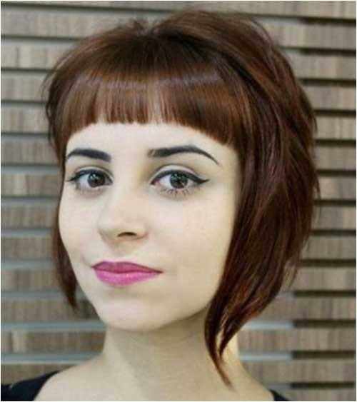 Angled Bob Haircut with Bangs Pictures 20 Angled Bobs with Bangs
