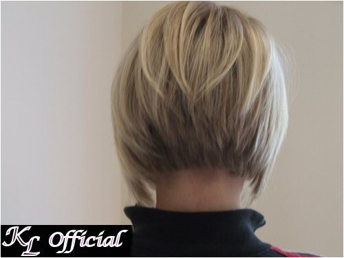 back view angled bob haircut pictures
