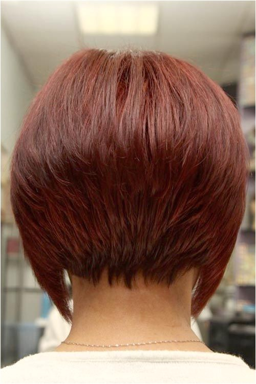 short angled inverted bob hairstyles back view 985