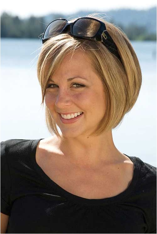 10 best short haircuts for round faces