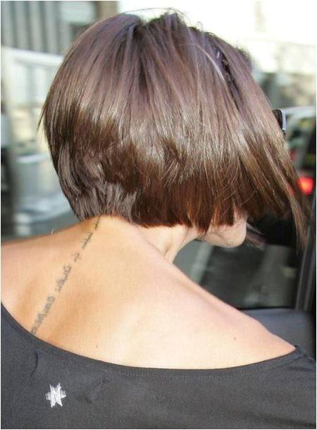 asymmetrical bob haircut back view for your hair
