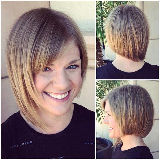 Asymmetrical Bob Haircuts with Bangs 21 Super Cute asymmetrical Bob Hairstyles Popular Haircuts