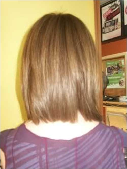 15 long bob haircuts back view