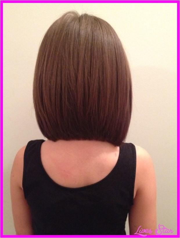 long layered bob haircuts back view