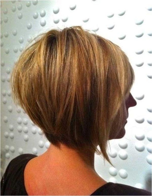 graduated bob back view hairstyles glamorous hair with variations