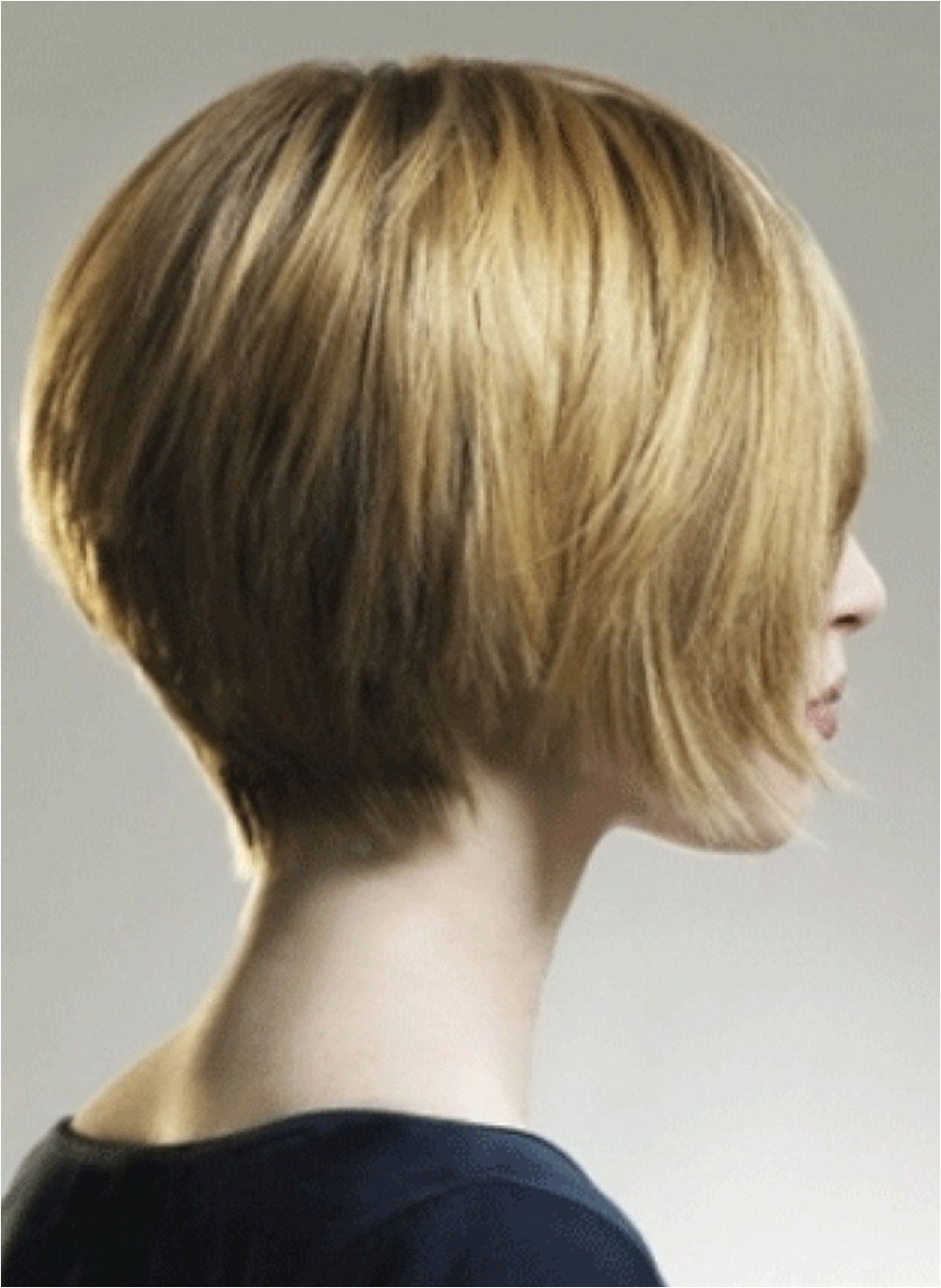 back view of bob hairstyles 2017
