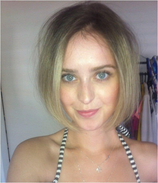 fixing a bad short haircut