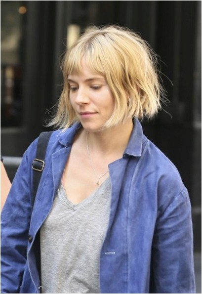 Wel e to the haircut of 2014 the below the chin choppy or bad bob