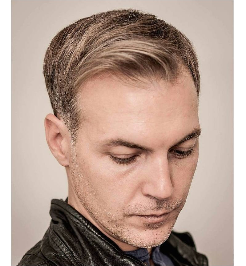 Balding Men S Hairstyles 10 Best Hairstyles for Balding Men