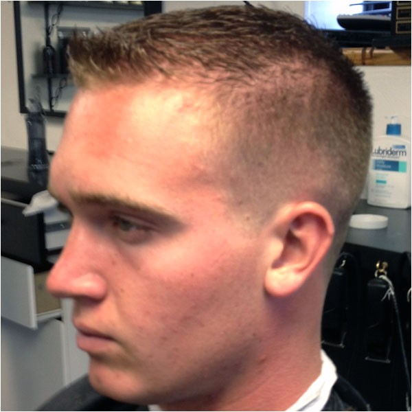 barber shop haircut styles