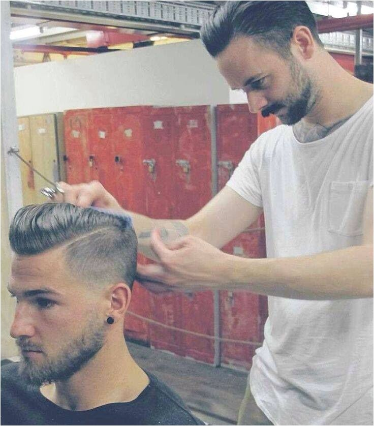 barber shop haircuts for men