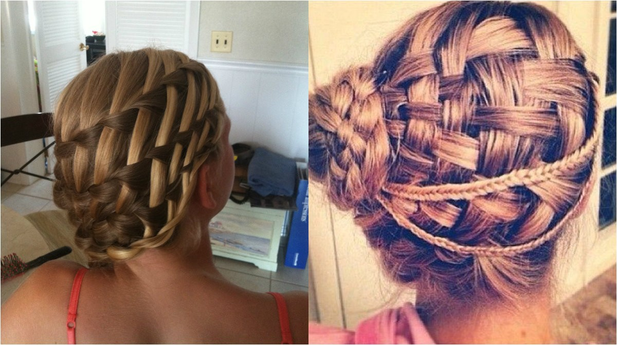 awesome basket weave braids hairstyles