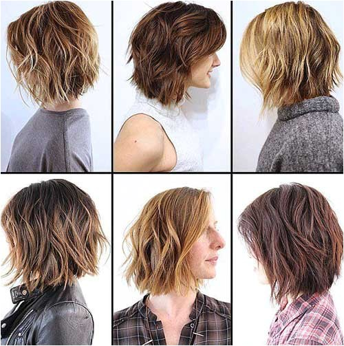 20 best short wavy bob hairstyles