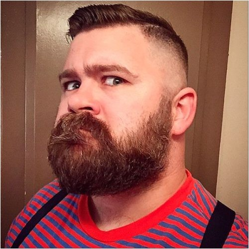 best hairstyles for fat men with chubby faces