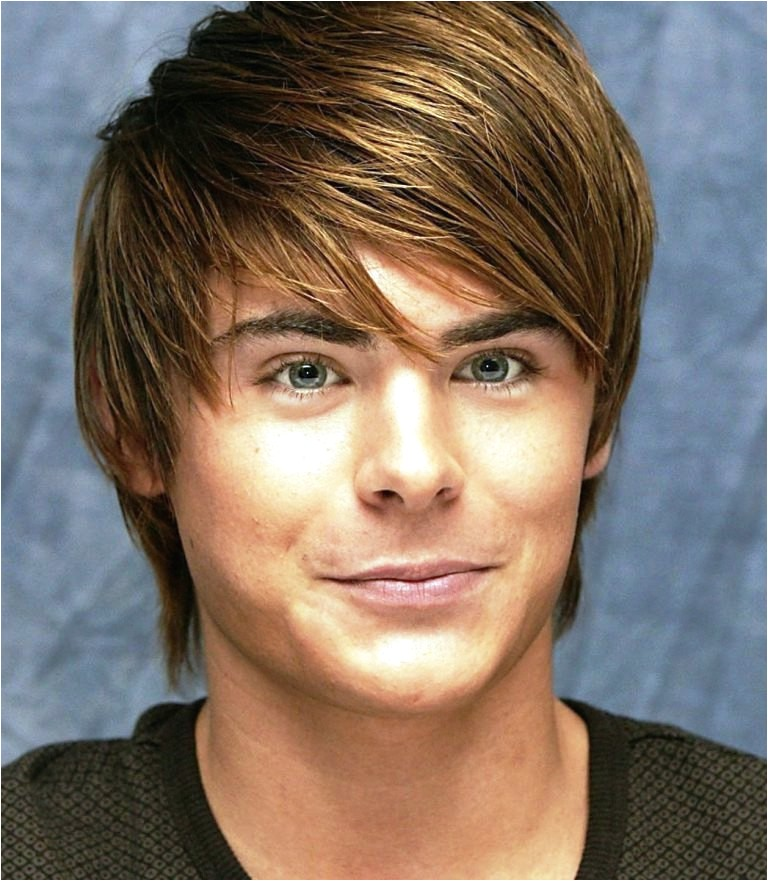 hairstyles for straight hair men