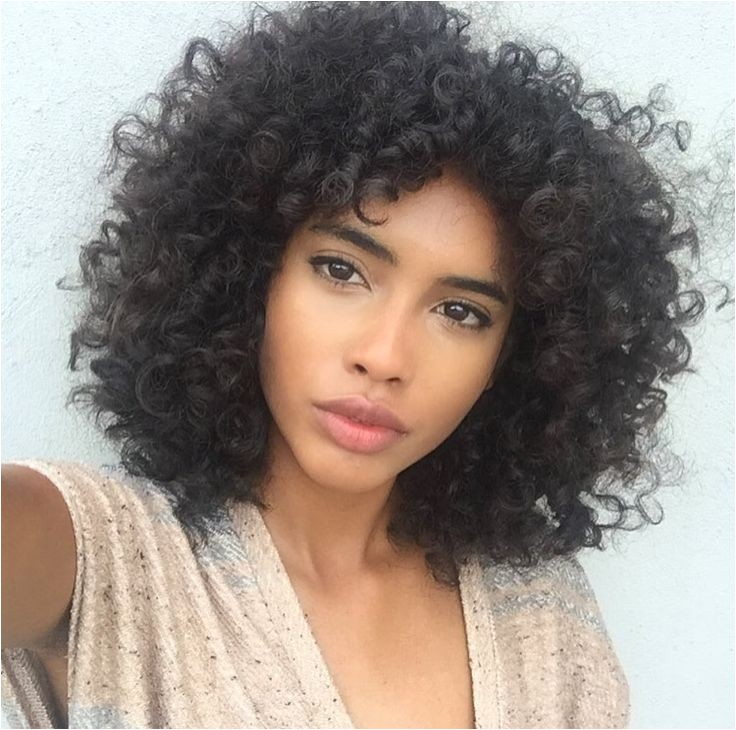 big curly hair weave pinterest