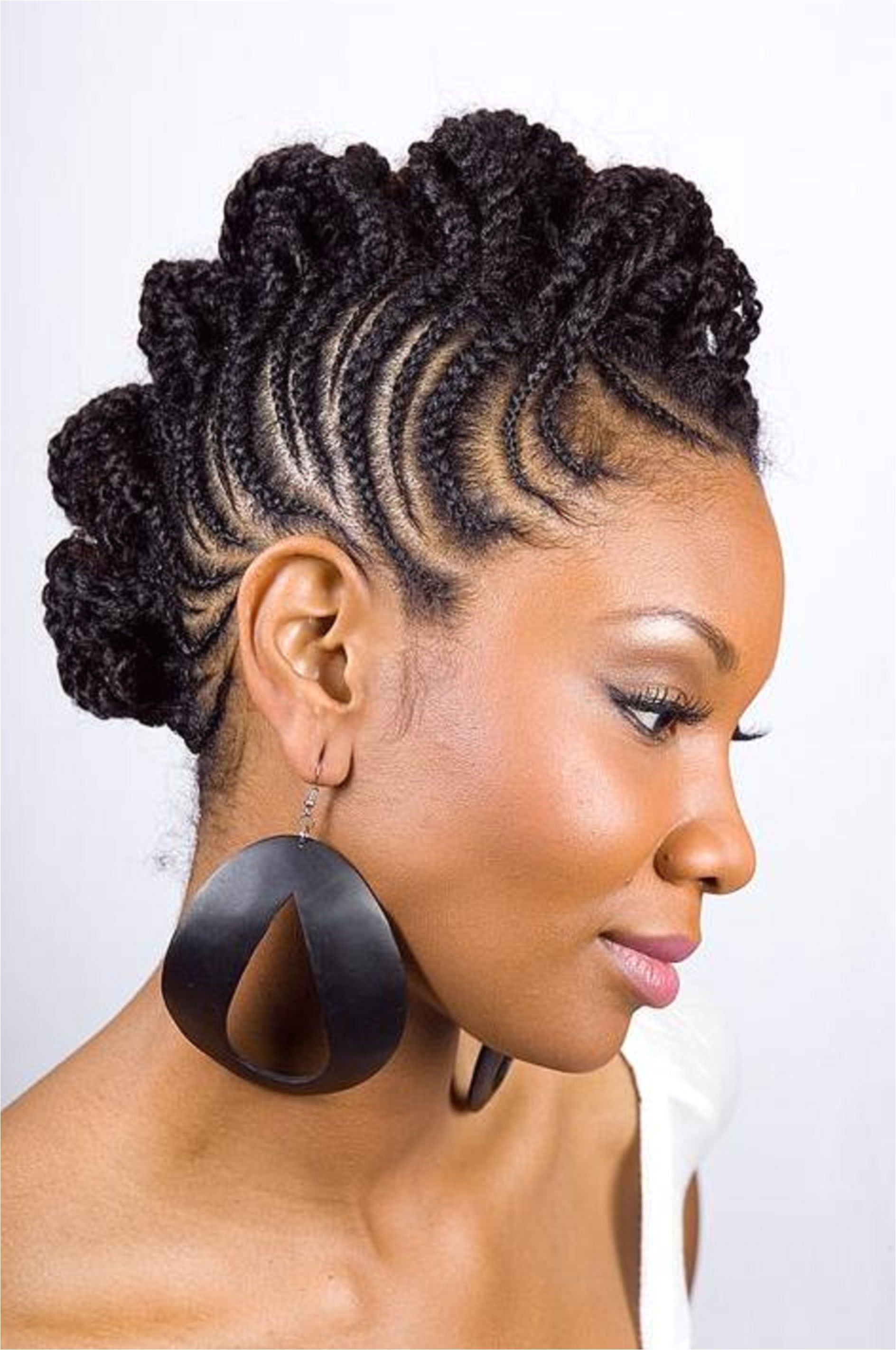african american short hairstyles women