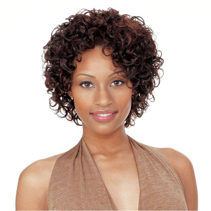 short weaves for black women
