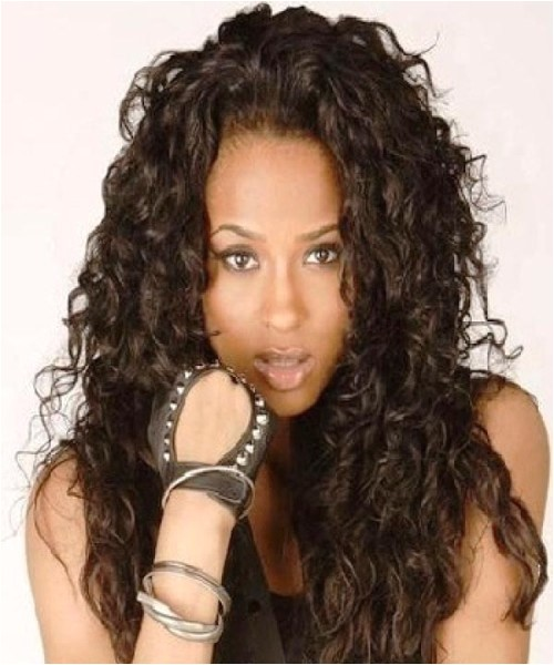 Black Girl Curly Weave Hairstyles 40 Best Eye Catching Long Hairstyles for Black Women