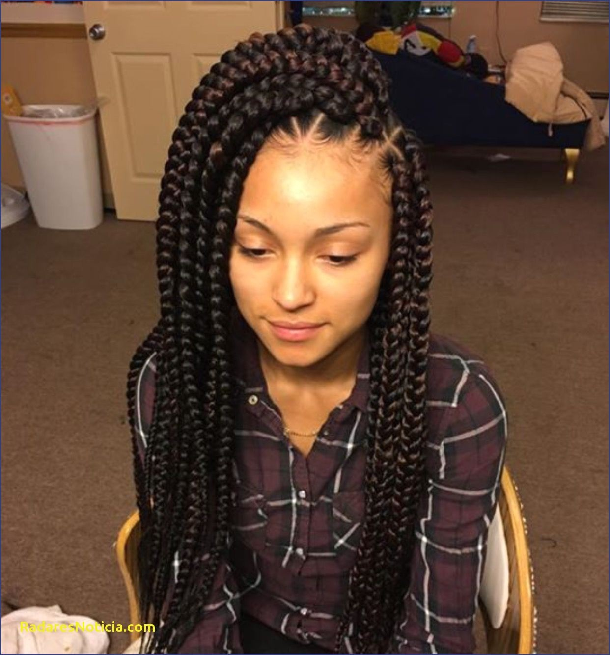 14 Best Black Braided Hairstyles 2015