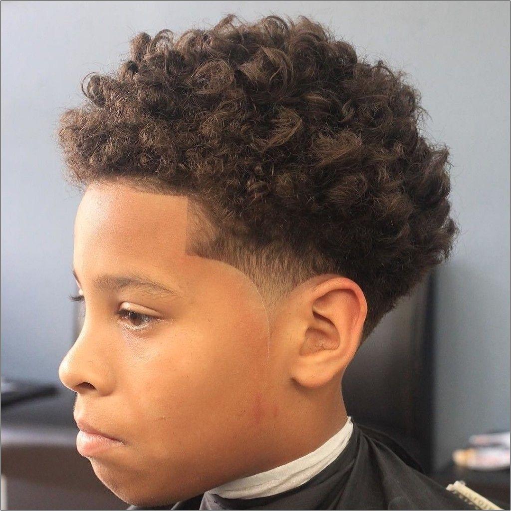 Little Black Boy Haircuts for Curly Hair