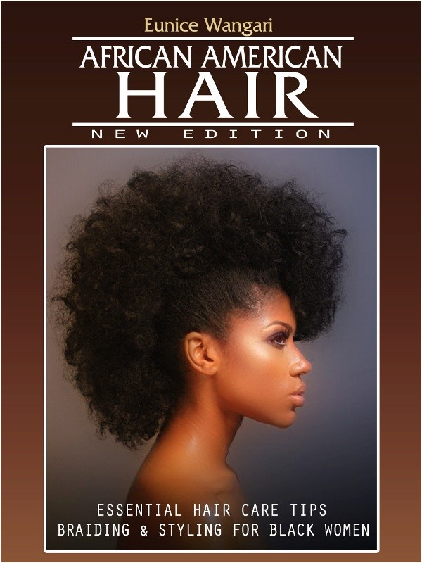 black hairstyles books