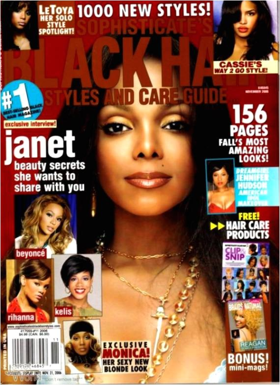 african american hairstyle magazines online