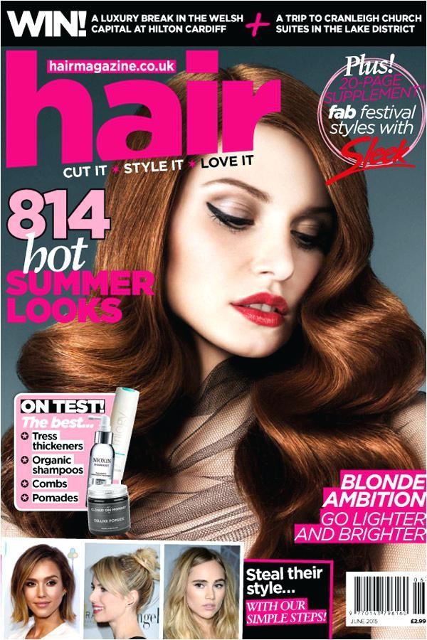 magazine hairstyles online
