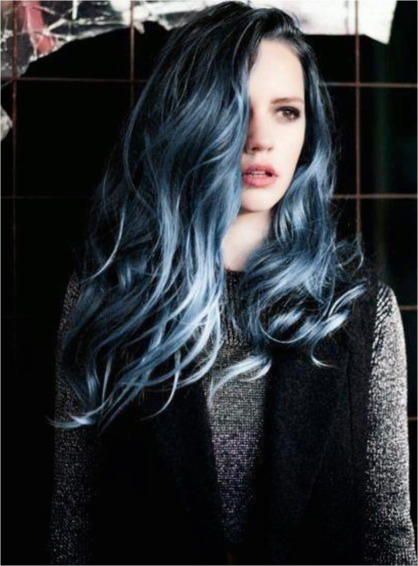 black n blue hairstyles m=1