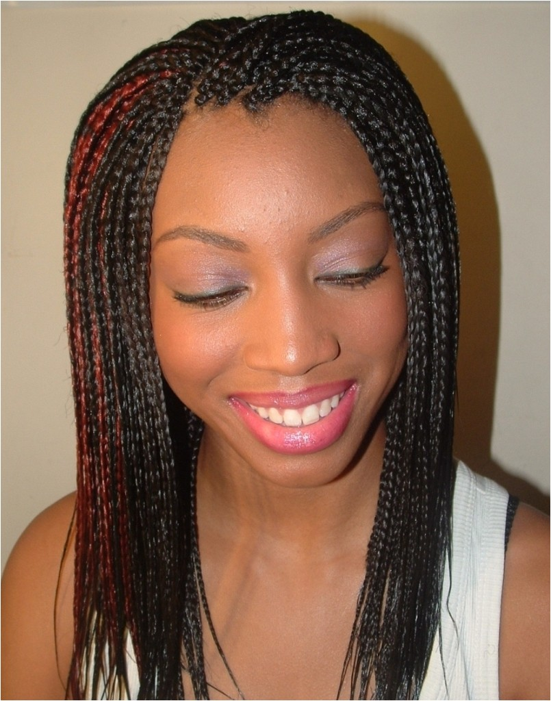 8 black hair braid styles