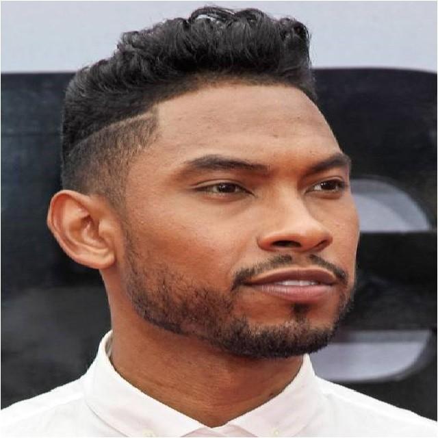black mens haircuts styles