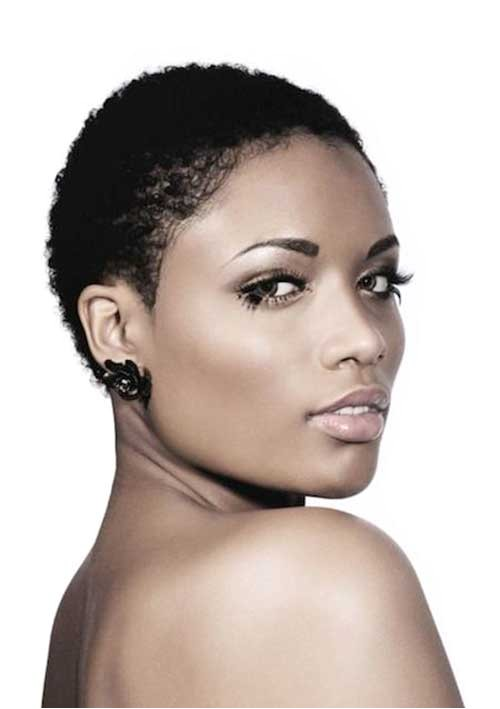 15 new short curly haircuts for black women 9931